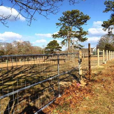 LMC Contracting: Awarded Fencing Contract - LMC Contracting